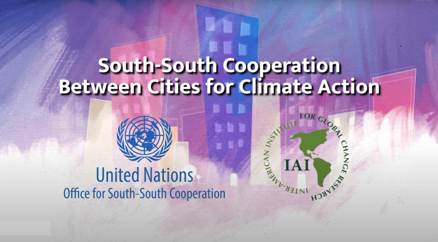 Webinar: South-South Cooperation Between Cities for Climate Action