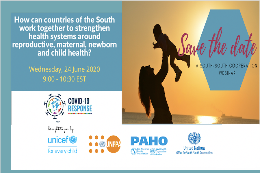 Post-COVID-19- How can Countries of the Global South Work Together to Strengthen Global and National Health Systems around Maternal and Child Health?