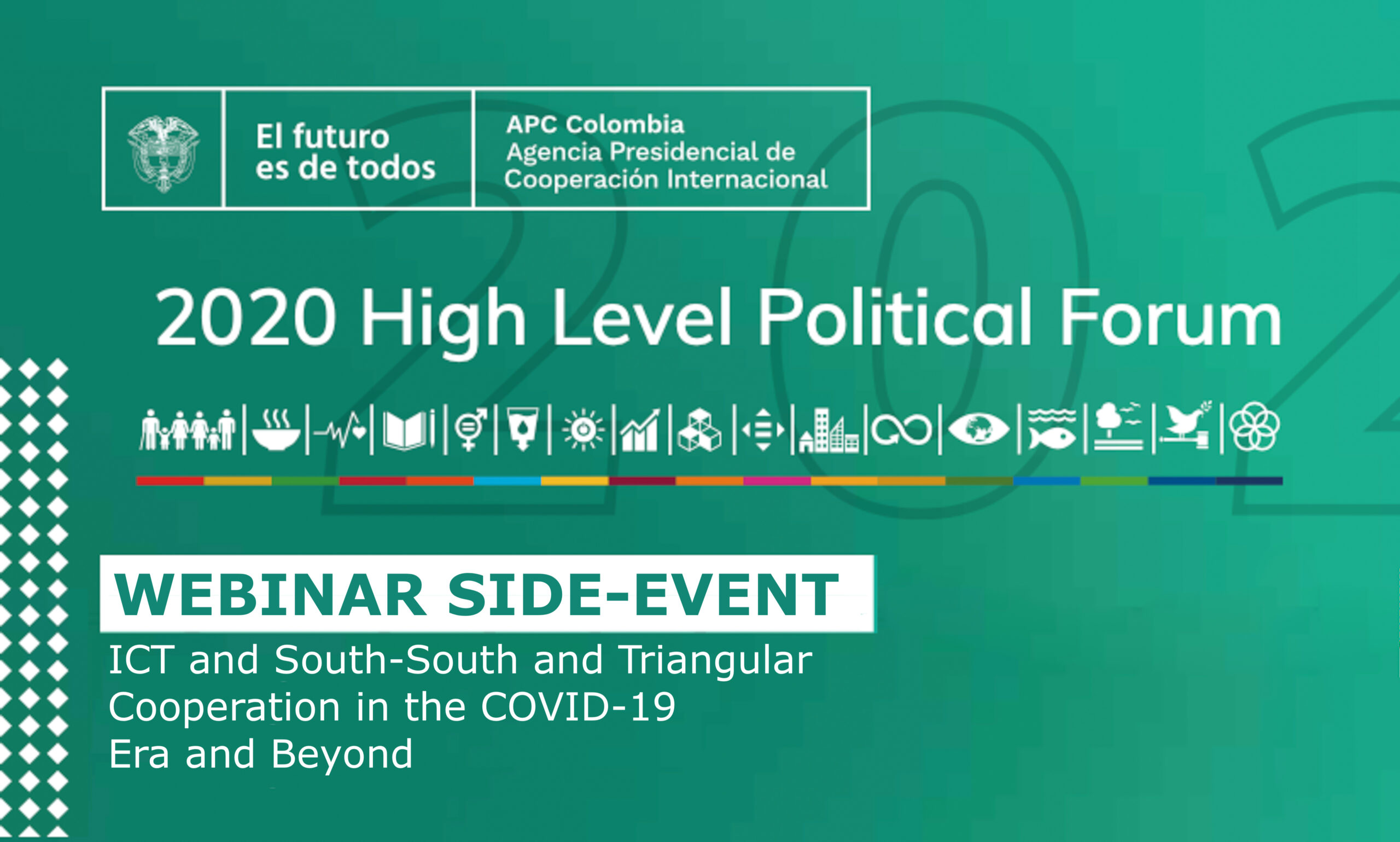 ICT and South-South and Triangular Cooperation in the COVID-19  Era and Beyond