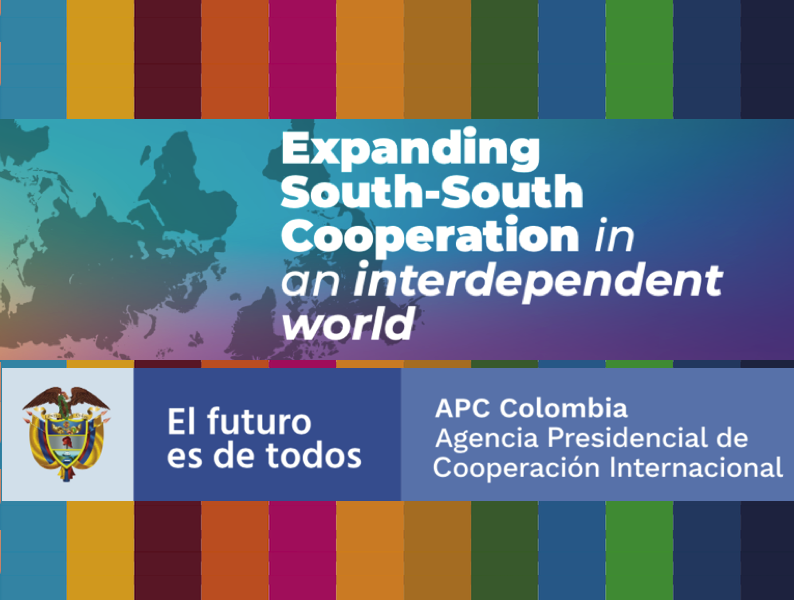 APC-Colombia: Commemoration of the UN Day for South-South Cooperation
