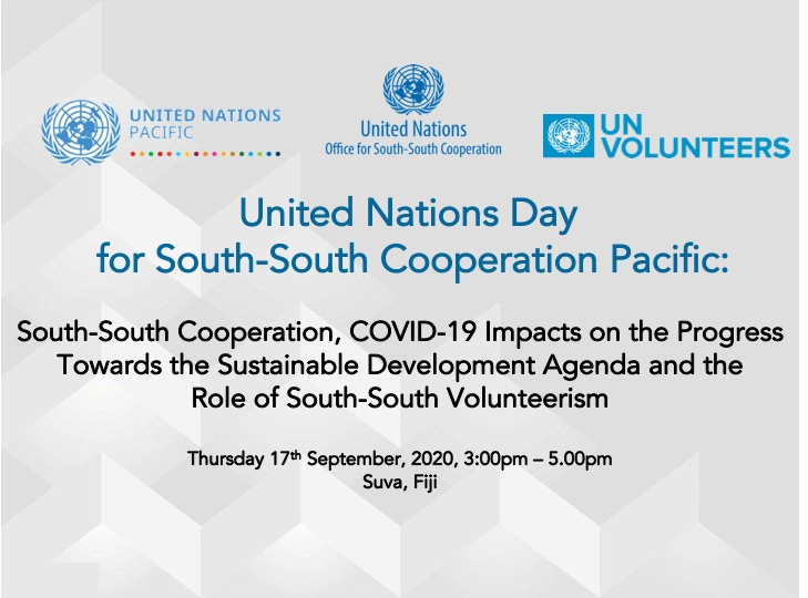 Pacific: UN Day for South-South Cooperation