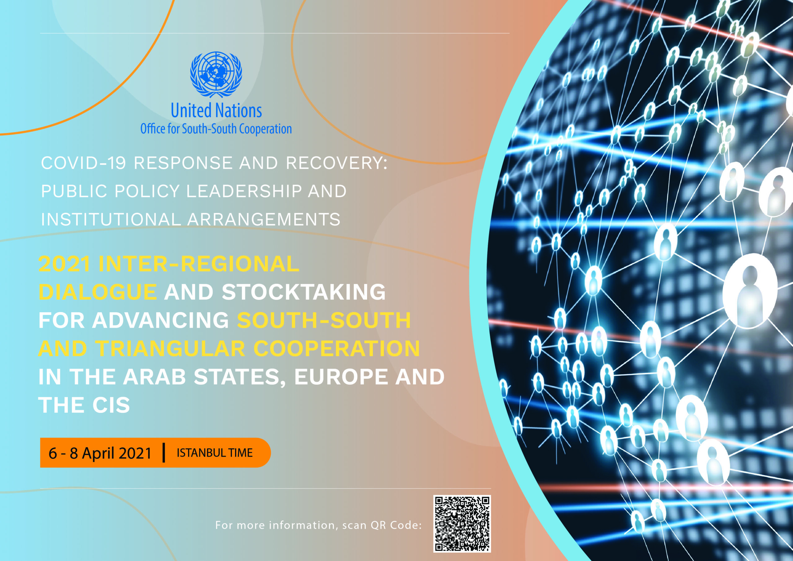 UNOSSC Virtual Inter-regional Dialogue and Stocktaking for Advancing SSTC in the Arab States, Europe and the CIS